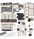 Industrial Chic Classroom Variety Set