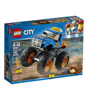 LEGO City Monster Truck 60180, , hi-res