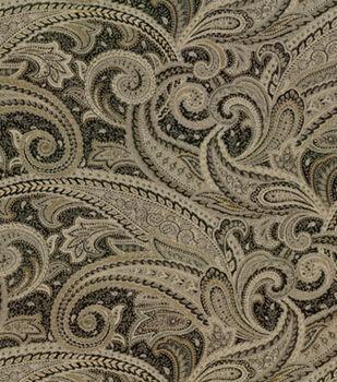 "Richloom Studio Multi-Purpose Decor Fabric 57""-Lavatera Gunmetal"