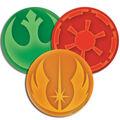Eureka Star Wars Assorted Cut Outs, 36 Per Pack, 3 Packs