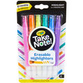Crayola Take Note! Erasable Highlighters-Assorted Colors 6ct