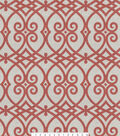 Jaclyn Smith Multi-Purpose Decor Fabric 54\u0027\u0027-Coral Reef Gatework