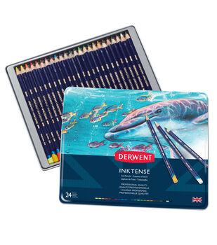 Derwent 24 pk Inktense Pencils