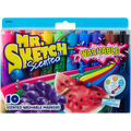 Sanford Mr.Sketch 10ct Scented Washable Marker Set-Chisel