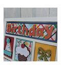 Foundations Decor Birthday Shadow Box Kit