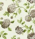 Home Decor Fabric-Waverly Charlotte Walnut
