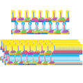 Scholastic Teaching Resources Birthday Cupcake Crowns, 36 Per Pack