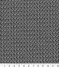Quilter\u0027s Showcase Cotton Quilt Fabric 44\u0022-Triangles Black