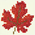 Diamond Dotz Diamond Embroidery Facet Art Kit 4.75\u0027\u0027X4.75\u0027\u0027-Autumn Dream