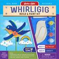 Works of Ahhh Whirligig Build & Paint Kit