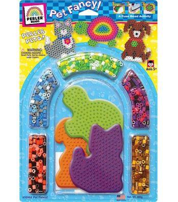Perler Fuse Bead Activity Kits-Pet Fancy