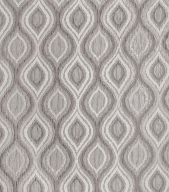 "Eaton Square Lightweight Decor Fabric 54""-Lanford/Charcoal"