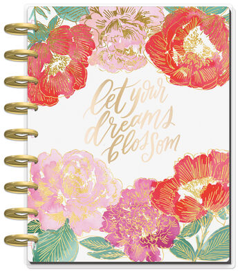 Happy Planner 12 Month Classic Planner-Blossom
