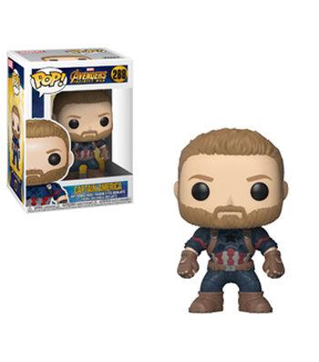 Pop! Marvel Infinity War-Captain America