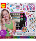 Alex Toys Ultimate Tattoo Glitter Party Kit