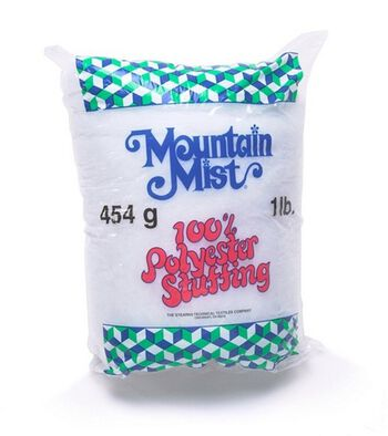 Mountain Mist Fiberloft Premium Poly Stuffing 16 oz