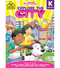 Adventure Workbook Tablets-Explore The City - Ages 5-6