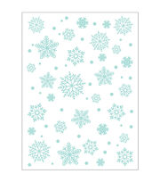 Park Lane A2 Embossing Folder-Snowflakes, , hi-res