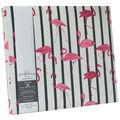 Park Lane Scrapbook 12\u0022x12\u0022-Flamingo