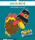 Little Makers Makit & Bakit Suncatcher Ornament-Turkey