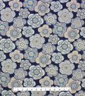 Home Essentials Lightweight Decor Fabric 45\u0022-Chagall Indigo