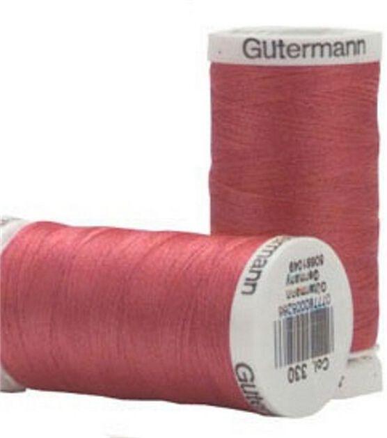 Gutermann 250P-500 Thread Sew-All 273 Yards-Ecru