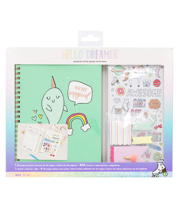 American Crafts Hello Dreamer Planner Kit