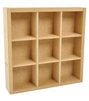 Kaisercraft Beyond The Page MDF Shadow Box Shelf, , hi-res