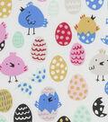 Novelty Cotton Fabric 45\u0022-Little Chick