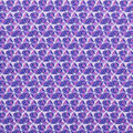 Keepsake Calico Cotton Fabric -Purple Faceted Geometric