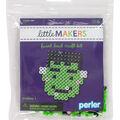 Little Makers Halloween Fusible Bead Kit-Frankenstein