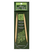 "Takumi Bamboo Circular Knitting Needles 36""-Size 13/9mm, , hi-res"