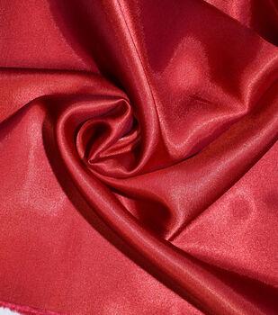 Casa Collection Rayon & Polyester High Shine Charmeuse Fabric 56''