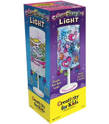 Creativity for Kids Color Changing Light Kit