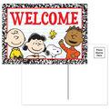 Peanuts Welcome Teacher Cards, 36 Per Pack, 6 Packs