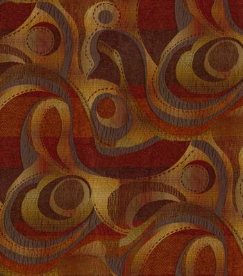 "Richloom Studio Multi-Purpose Decor Fabric 54""-Valliant Spice"