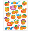 Peach Scented Stickers 12 Packs