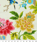 Waverly Outdoor Print Fabric 54\u0027\u0027-Candid Moment Gardenia