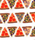 Snuggle Flannel Fabric 42\u0027\u0027-Pizza Slices