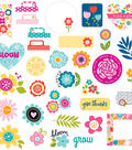 Illustrated Faith Basics Paper Pieces Cardstock Die-Cuts-Friendship