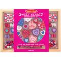 Melissa & Doug Sweet Hearts Bead Set