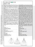 Vogue Patterns Misses Bridal-V8374