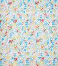 Premium Cotton Fabric-Lucy Multi Colored Geometric