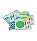 Marvel Education Meal Mats, Pack of 4
