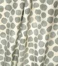 Home Decor 8\u0022x8\u0022 Fabric Swatch-Genevieve Gorder Puffy Dotty Steam