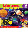 Solar System Glow in the Dark Puzzle