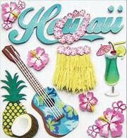 Jolee's Boutique Dimensional Stickers-Hawaii, , hi-res