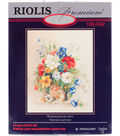 Flemish Summer Counted Cross Stitch Kit 14 Count