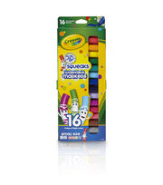Crayola 16Ct Pip Squeak Markers, , hi-res