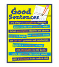 Carson-Dellosa Good Sentences Chart 6pk